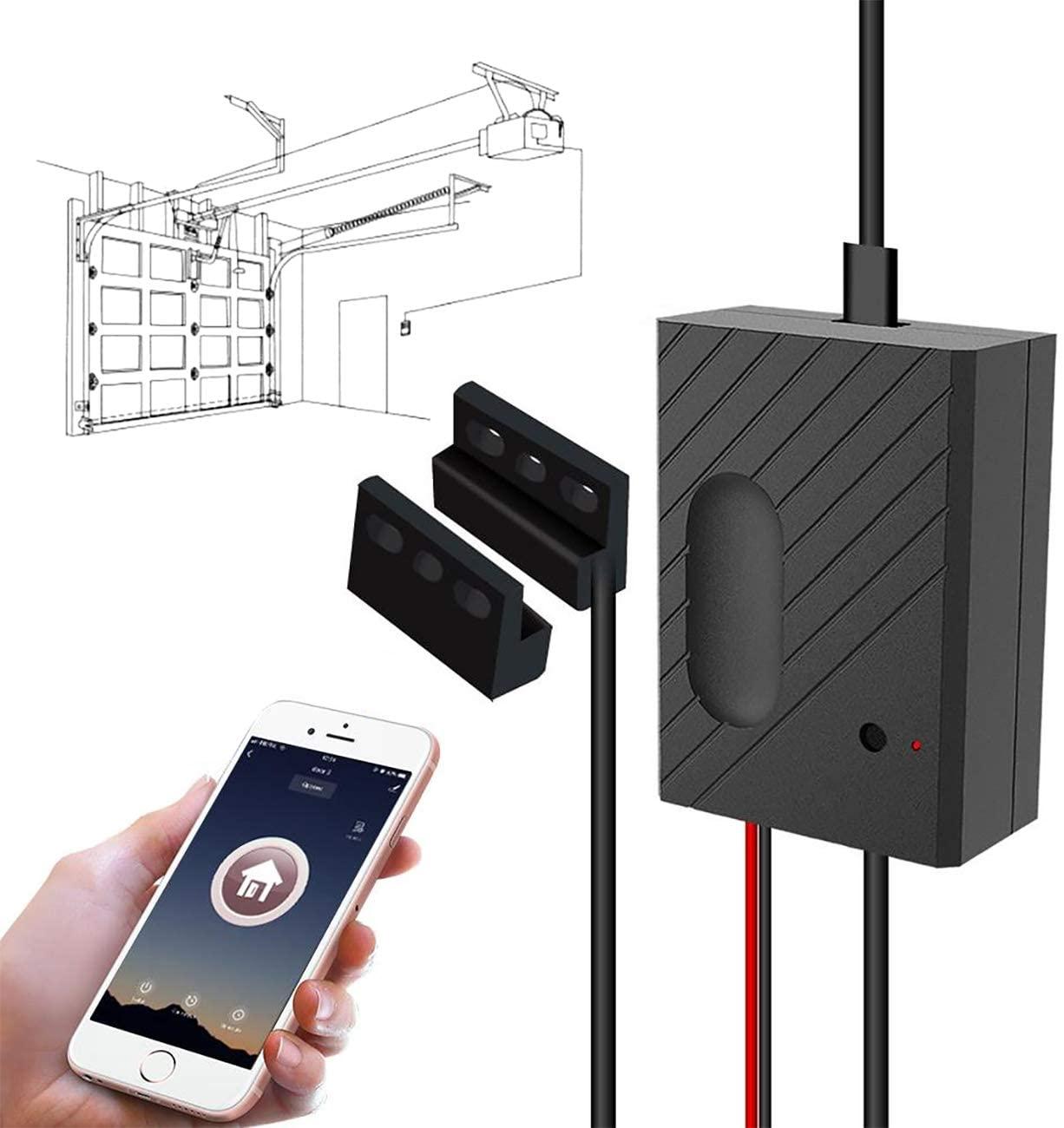 How To Buy A Smart Garage Door Openener Remote